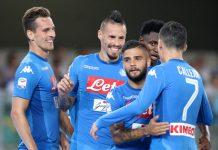 Serie A: come vedere Napoli Milan in streaming e diretta tv
