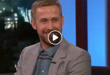 Ryan Gosling in Italia, preso per la gola da simpatiche vecchiette
