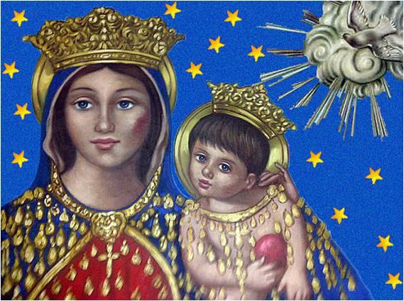 Madonna dell'Arco: tradizione, miracoli e differenza tra battenti e fujenti