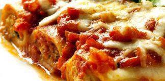 cannelloni ripieni alla napoletana