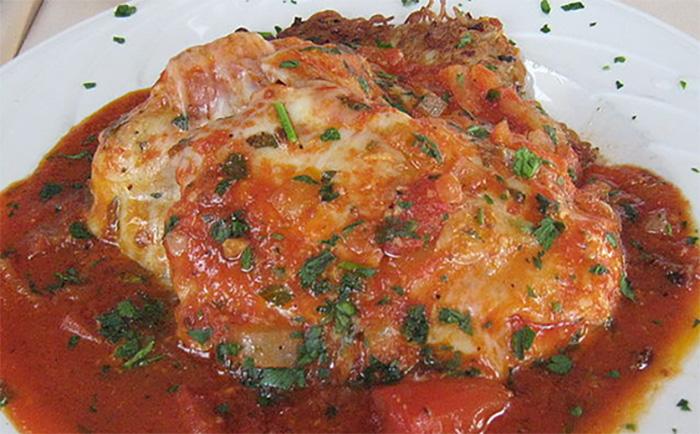 Come cucinare la carne alla pizzaiola napoletana