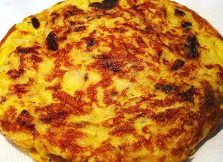 Ricetta della frittata di cipolle bianche: tradizione napoletana