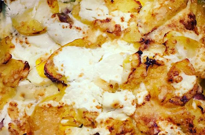 Ricetta dello sformato di patate semplice