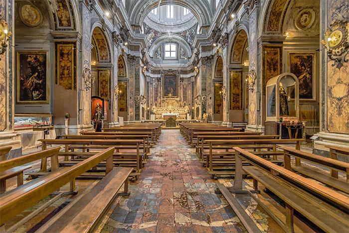 """Riapre la Chiesa di Santa Luciella, costode del famoso """"teschio con le orecchie"""""""