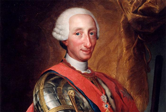 10 maggio 1734: Carlo di Borbone fa di Napoli una capital