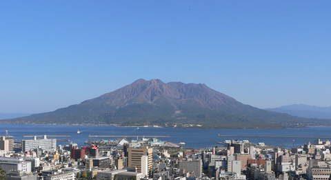 Kagoshima, la gemella giapponese di Napoli