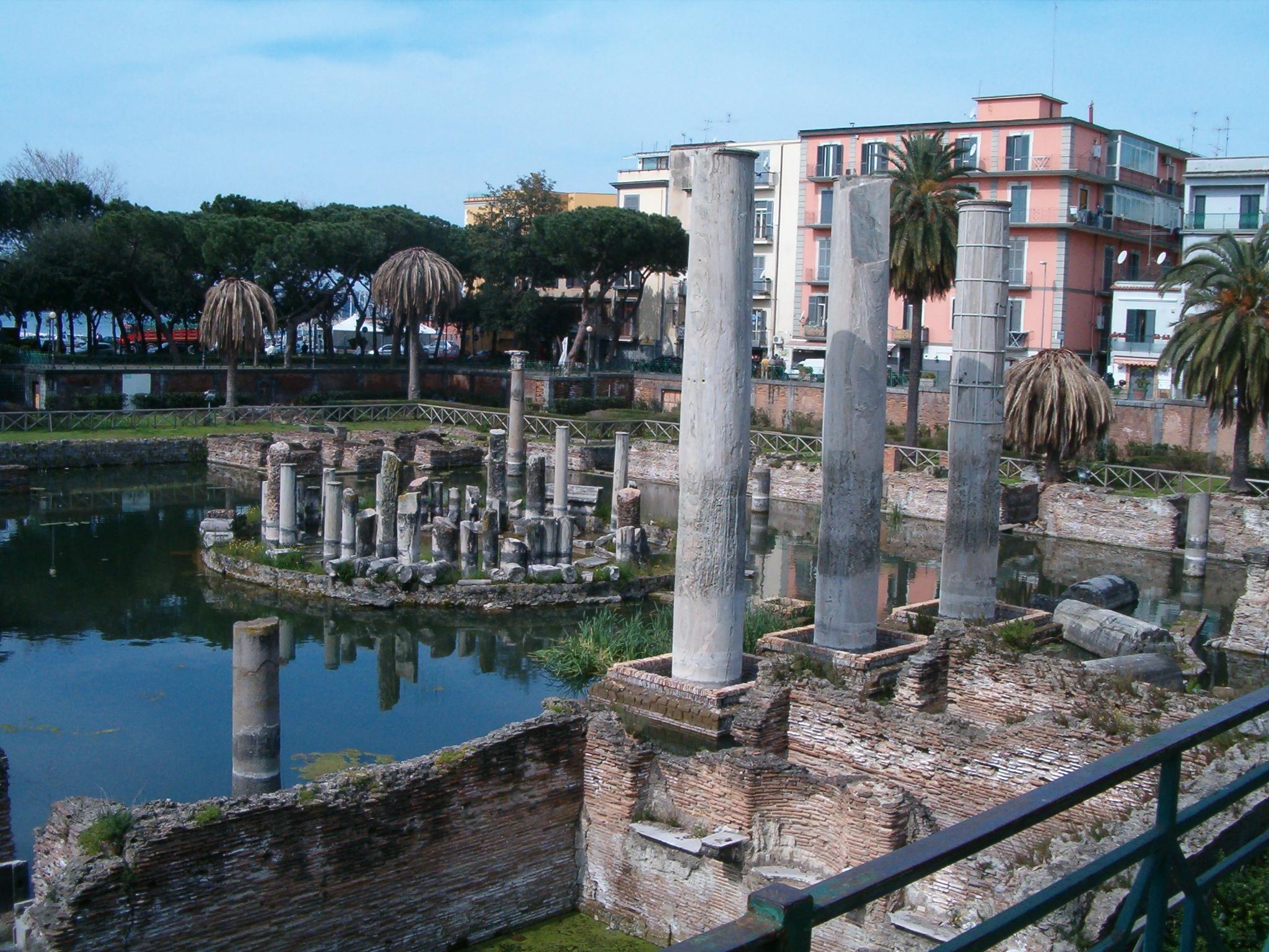 Nelle acque di Procida: relitto che trafugava colonne antiche