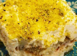 Ricetta del tiramisù al limone: la versione estiva