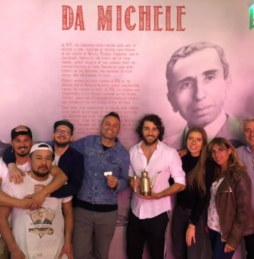 """""""L'Antica pizzeria da Michele"""" vince il London Pizza Festival 2019"""