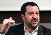 """Matteo Salvini: """"I miei figli sono 60 milioni di italiani"""""""