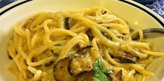 Ricetta spaghetti alla Nerano: profumatissimi della Costiera