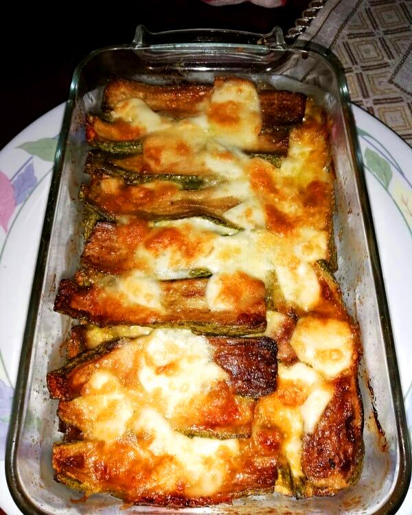 Ricetta parmigiana di zucchine bianca: la versione estiva