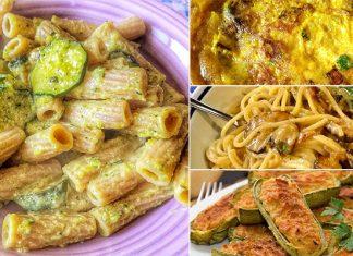 Ricette con zucchine: 10 prelibatissime idee