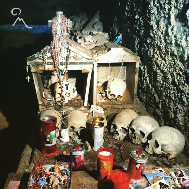 Leggenda cimitero Fontanelle anime pezzentelle e capuzzelle, Napoli