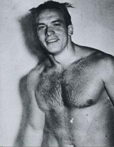 Bud Spencer campione mondiale di nuoto