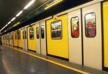 10 treni nuovi della Linea 1 metropolitana Napoli