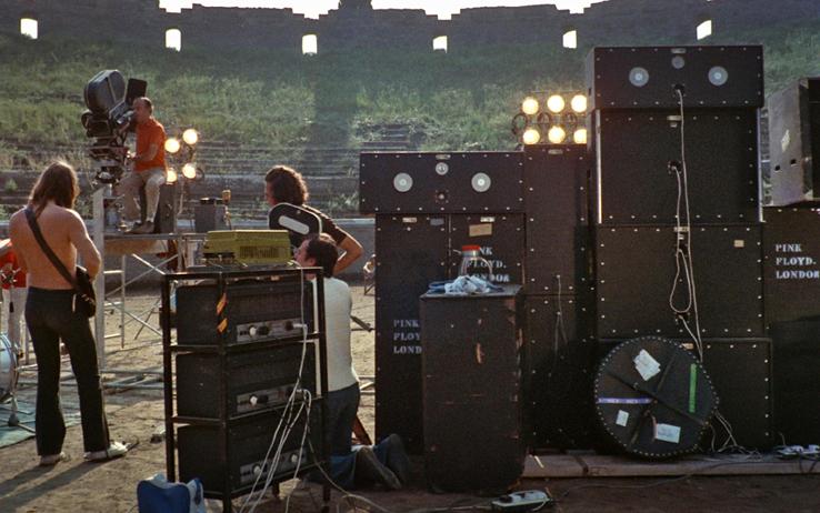Pomepi: mostra fotografica dei PInk Floyd