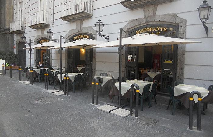 AL 53 ristorante di Via Toledo, Napoli