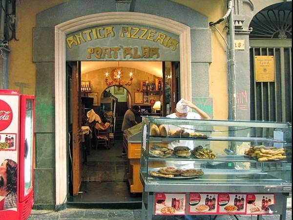 Antica pizzeria Port'Alba