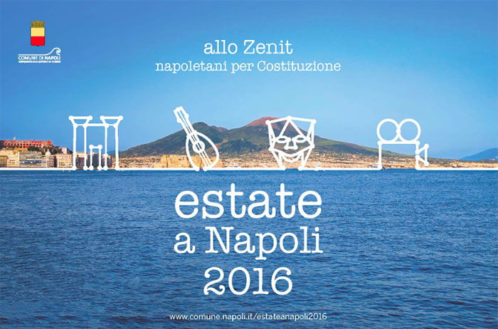 Estate a Napoli 2016, calendario eventi