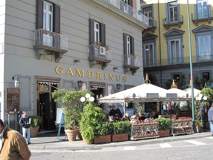 Bar Gran Café Gambrinus