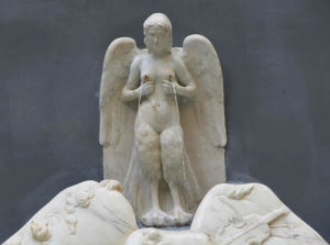 La fontana delle zizze, Napoli
