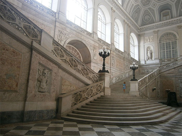 Palazzo Reale Napoli, museo: informazioni visite