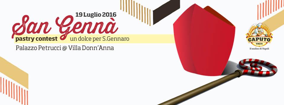Pastry Contest: un dolce per San Gennaro