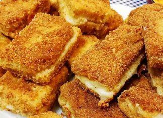 Ricetta della mozzarella in carrozza, quella originale