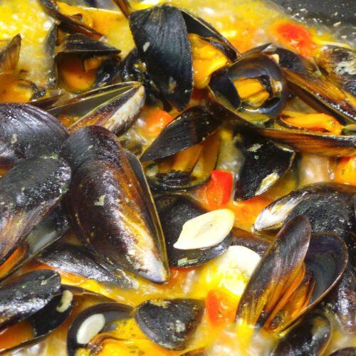 Ricette di Pasqua, la zuppa di cozze inventata da Re Ferdinando I