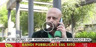 """Luca Abete smaschera il venditore di """"posti fissi"""" all'università"""
