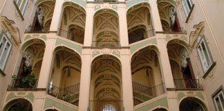 Napoli, palazzo dello Spagnuolo: segreti e curiosità