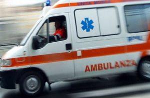 Incidente a Casagiove: scontro tra camper e scooter, autista in fuga