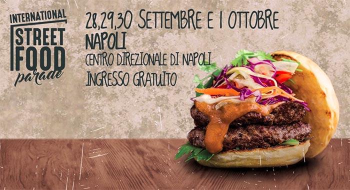 Centro Direzionale: ritorna a Napoli l'International Street Food 2017