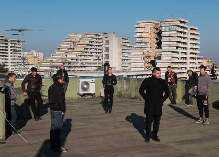 Gomorra 3 (photo credit: Gianni Fiorito)