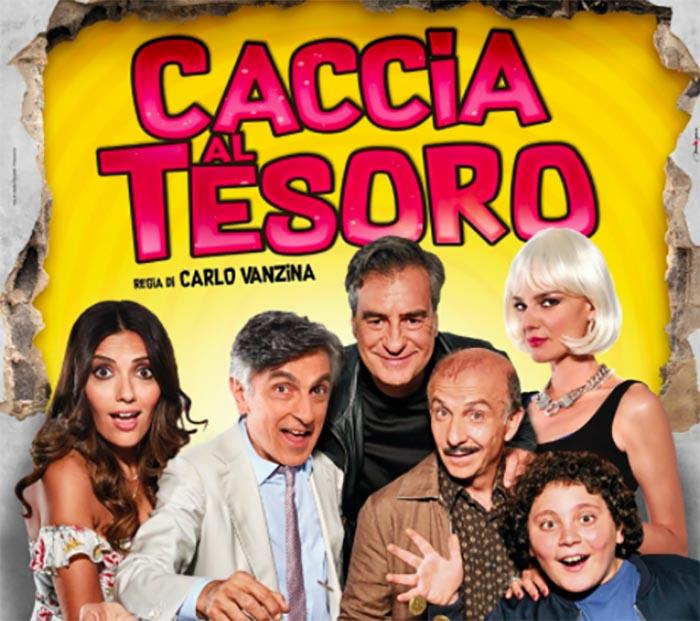Ciaccia al Tesoro film con Vincenzo Salemme