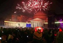 Capodanno 2018 a Napoli, concerto in Piazza Plebiscito con Terroni Uniti