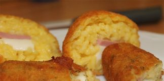 Ricetta panzarotti di patate napoletani fritti, tipici dello street food