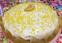 Ricetta della torta al limoncello tipica della Costiera Amalfitana