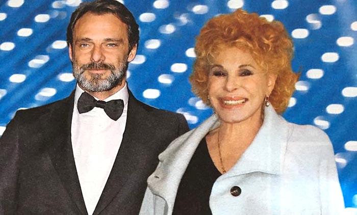 Festival di Sanremo 2018: Alessandro Preziosi duetta con Ornella Vanoni