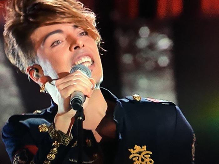 Festival di Sanremo 2018, I Kolors con Frida (mai, mai, mai) (TESTO)