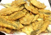 Ricetta alici indorate e fritte: prelibatezza della cucina partenopea