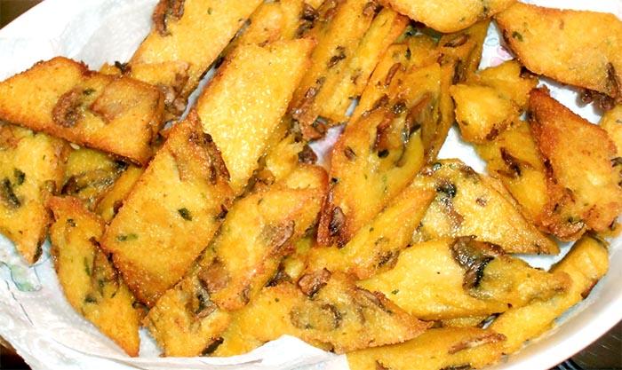 Ricetta scagnuozzi napoletani: gustosi triangoli fritti