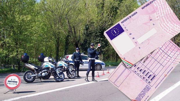Guida senza patente: con la nuova legge multe fino a 30mila euro