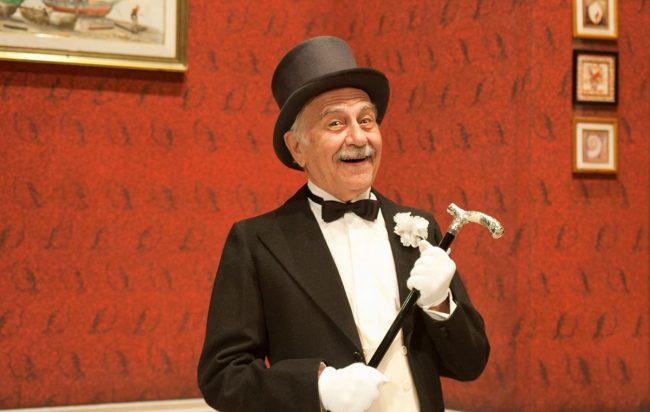 """Luigi De Filippo è morto: """"Senza di lui il teatro è più povero"""""""