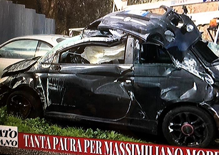 Massimiliano Morra, prima l'incidente e poi il nuovo amore