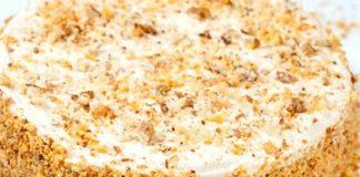 Ricetta torta deliziosa napoletana a base di nocciole