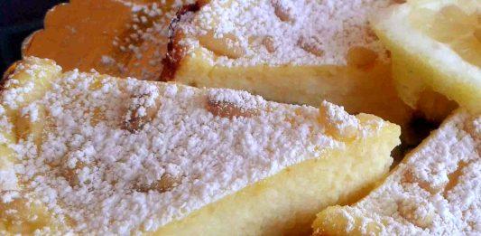Ricetta della torta alla ricotta campana: morbida e irresistibile
