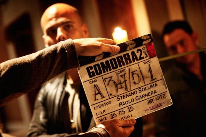 """Gomorra, la serie"" sbarca in Uk: scene girate a Londra"