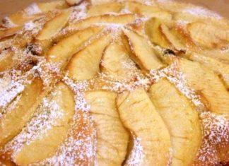 Ricetta torta di mele allo yogurt di Antoniono Cananavcciuolo